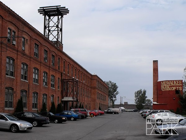 The Milwuakee Park Lofts are among a dozen Detroit rental buildings where federal investigators are looking into possible violations of the Fair Housing Act. - BOYDELL DEVELOPMENT