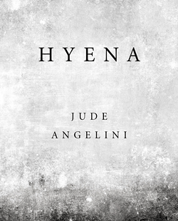 Angelini's Hyena, originally self-published, was released by Simon & Schuster in 2013. - COURTESY PHOTO