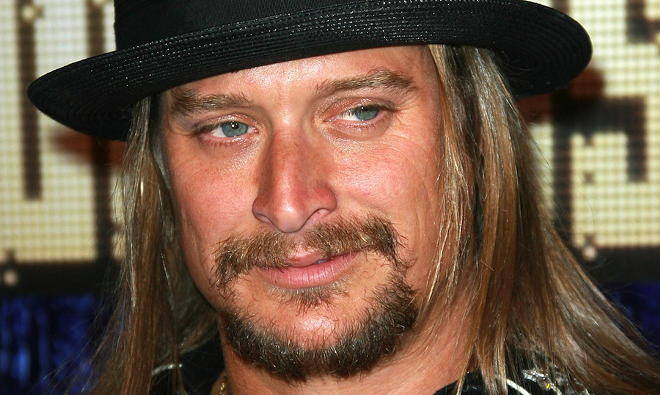 "Robert James Ritchie, aka ""Kid Rock"" - PHOTO COURTESY SHUTTERSTOCK"