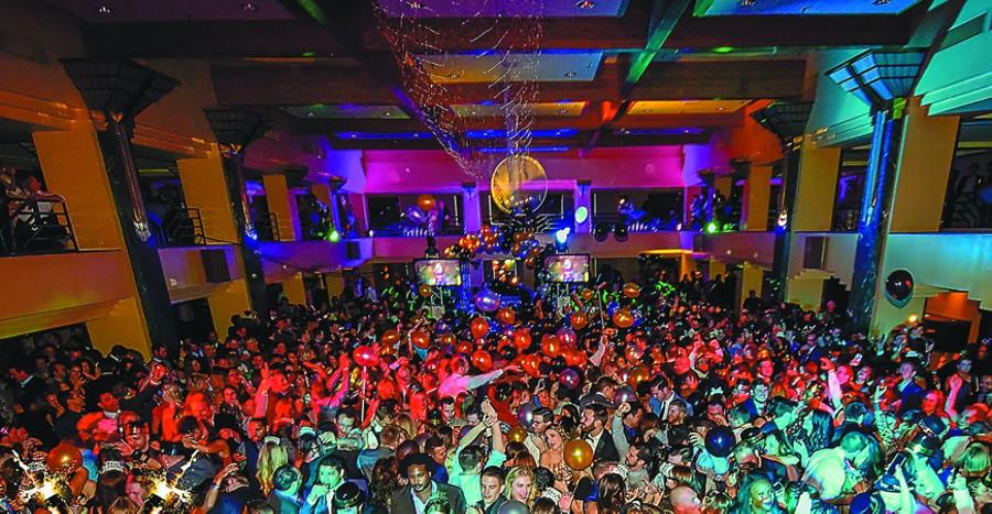 Motor City Gala at Atheneum Suite Hotel. - COURTESY PHOTO