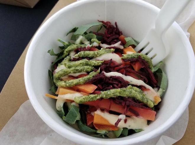 The Amanda salad. - COURTESY PHOTO
