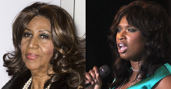Jennifer Hudson will play Aretha Franklin in an upcoming biopic about the Queen of Soul. - SHUTTERSTOCK/WIKIMEDIA CREATIVE COMMONS