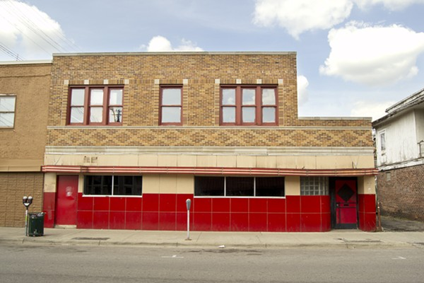 The former Elbow Room. - NICK AZZARO