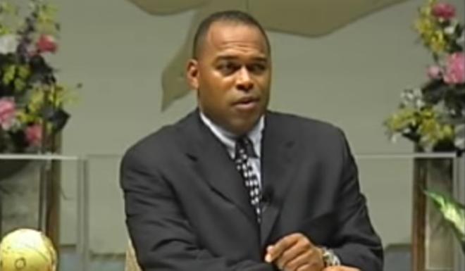 Bishop Ira Combs Jr. - SCREENCAP FROM YOUTUBE