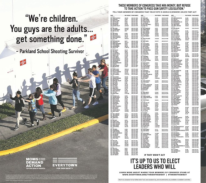 EVERYTOWN FOR GUN SAFETY AND MOMS DEMAND ACTION FOR GUN SENSE IN AMERICA