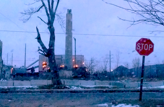 Would Detroit's trash incinerator have functioned for 30 years in a well-to-do township such as Novi? - PHOTO BY MICHAEL JACKMAN