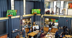 Detroit's food halls bring street smarts and fine dining
