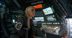 Sci-fi flick 'Underwater' is only shallow