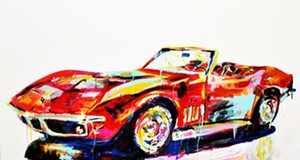 'Hell on Wheels' art show planned for Dream Cruise