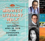 10th Annual Midwest Literary Walk