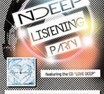 NDEEP THE BAND NEW RELEASE LISTENING PARTY