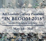 """In Bloom: An Art Exhibition and Sale"""