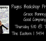 Author Grace Bonney at The Eastern