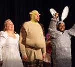 Shrek The Musical: Presented by The Park Players