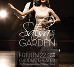 Salsa at The Garden