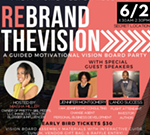 PGP Presents: ReBrand The Vision Motivational Vision Board Party