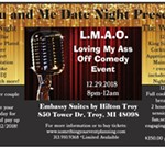 You and Me Date Night: LMAO Comedy Couple's Event