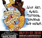 Black Tattoo Art & Music Expo Part 3