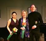 Recital of the Watson Trio
