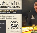 Adult Cooking Class