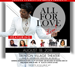 ALL For LOVE CD RELEASE CONCERT