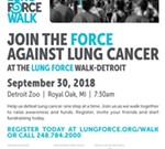 American Lung Association LUNG FORCE Walk - Detroit