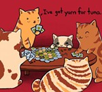 Board Gaming with Cats!