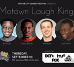 Motown Laugh Kings at the Motor City Comedy Festival