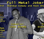 Full Metal Jokers: Standup Comedy and Rock Show