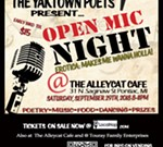 Yaktown Poets: We're Baaaaaaaaack!