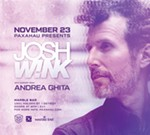 Paxahau Presents: Josh Wink