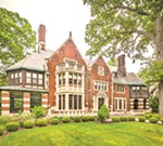Junior League of Detroit Designers' Show House — The Fisher Mansion