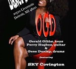 Wednesday Night Jazz with OGD feating Sky Covington