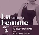 La Femme Presents Chrissy Morgan