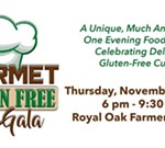 2018 Gourmet Gluten Free Gala