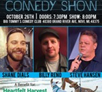Lighten Up! Comedy Show