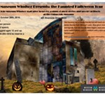 Haunted Halloween Tour at the Chimczuk Museum