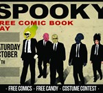 Spooky Free Comic Book Day