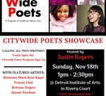 Citywide Poets Showcase