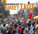 Ann Arbor Turkey Trot - Thanksgiving Day