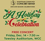 FREE CONCERT: A Holiday Celebration