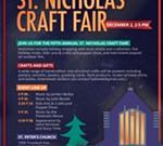 St. Nicholas Craft Fair