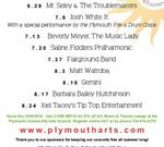 Summer Wednesday Concert Series