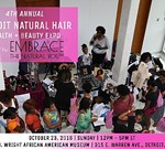 4th Annual Detroit Natural Hair, Health & Beauty Expo