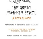 The Great Pumpkin Feast