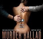 """Murder Ballad"" at Detroit Public Theatre"
