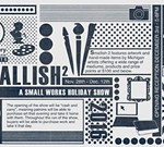 Smallish 2: A Small Works Holiday Show