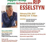 An Evening With RIP ESSELSTYN