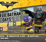 Legoland® Discovery Center Michigan Celebrates LEGO® Batman™ Movie With Special Event
