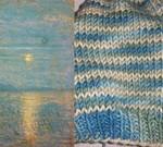Knitted Art Class, Dee McCray